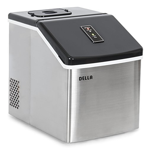 Della-Portable-Ice-Maker-Produces-up-to-26-lbs-of-Ice-Daily-2-Size-0
