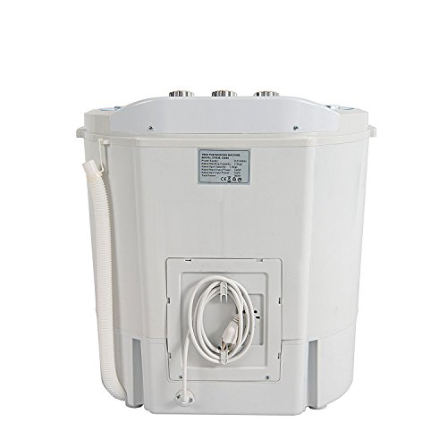 Do-mini-Portable-Compact-Twin-Tub-98Ibs-Capacity-Washing-Machine-and-Spin-Dryer-0-1