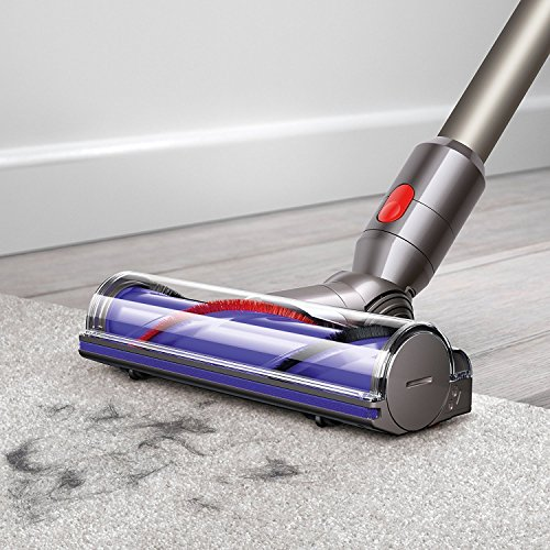 Dyson-V8-Animal-Cordless-HEPA-Vacuum-Cleaner-Direct-Drive-Cleaner-Head-Wand-Set-Mini-Motorized-Tool-Dusting-Brush-Docking-Station-Combination-Tool-Crevice-Tool-0-0