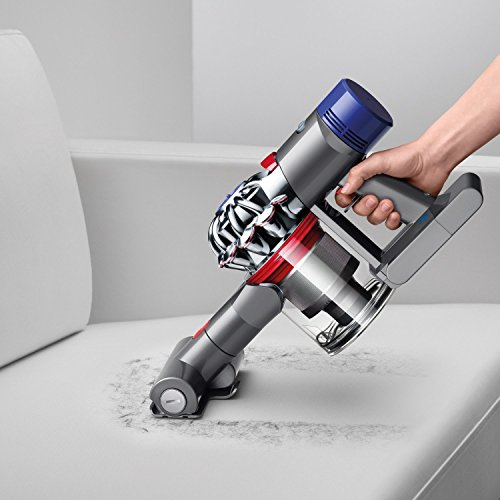 Dyson-V8-Animal-Cordless-HEPA-Vacuum-Cleaner-Direct-Drive-Cleaner-Head-Wand-Set-Mini-Motorized-Tool-Dusting-Brush-Docking-Station-Combination-Tool-Crevice-Tool-0-2
