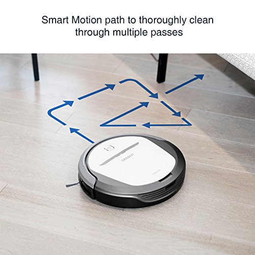 ECOVACS-DEEBOT-M80-Pro-Robotic-Vacuum-Cleaner-with-Mop-and-Water-Tank-for-Hard-Floor-Low-pile-Carpet-APP-Control-Wi-Fi-Connected-0-0