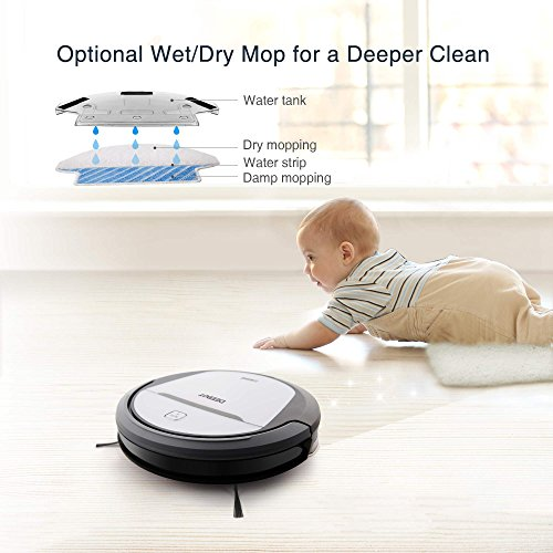 ECOVACS-DEEBOT-M80-Pro-Robotic-Vacuum-Cleaner-with-Mop-and-Water-Tank-for-Hard-Floor-Low-pile-Carpet-APP-Control-Wi-Fi-Connected-0-1