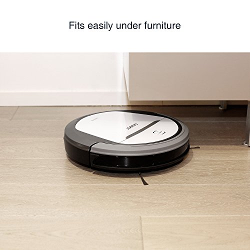 ECOVACS-DEEBOT-M80-Pro-Robotic-Vacuum-Cleaner-with-Mop-and-Water-Tank-for-Hard-Floor-Low-pile-Carpet-APP-Control-Wi-Fi-Connected-0-2