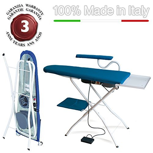 EOLO-Professional-ironing-board-thermoaspirating-AS03-Pro1-with-iron-sleeves-arm-110-120-Volts-0