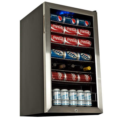 EdgeStar-103-Can-and-5-Bottle-Freestanding-Ultra-Low-Temp-Beverage-Cooler-0-0