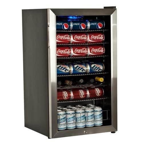 EdgeStar-103-Can-and-5-Bottle-Freestanding-Ultra-Low-Temp-Beverage-Cooler-0