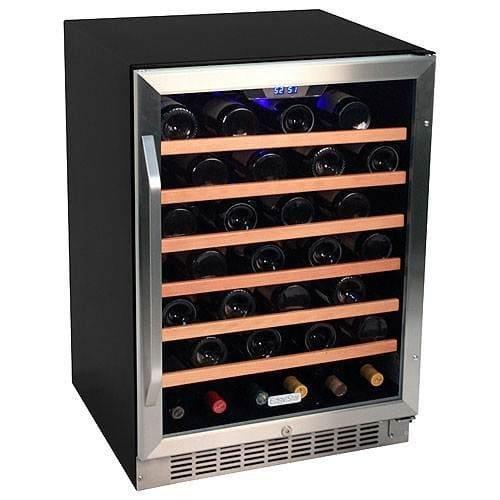 EdgeStar-24-Inch-Wide-53-Bottle-Built-In-Wine-Cooler-0