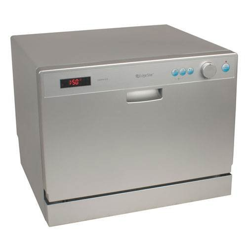 EdgeStar-Countertop-Portable-Dishwasher-for-6-Place-Settings-Silver-0-0