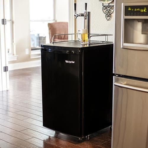 EdgeStar-Full-Size-Dual-Tap-Kegerator-Draft-Beer-Dispenser-0-2