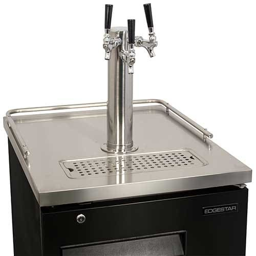 EdgeStar-Triple-Faucet-Commercial-Direct-Draw-with-Dispense-Components-0-2