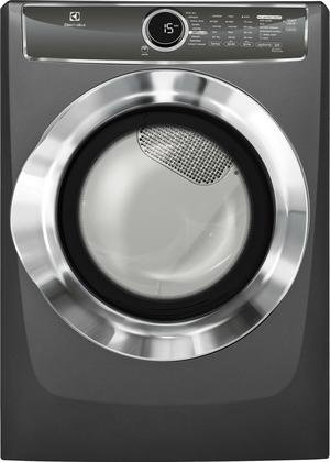 Electrolux-EFMG617STT-27-Energy-Star-Front-Load-Gas-Dryer-with-8-cu-ft-Capacity-Perfect-Steam-Allergen-Cycle-15-Minute-Fast-Dry-and-Reversible-Door-0