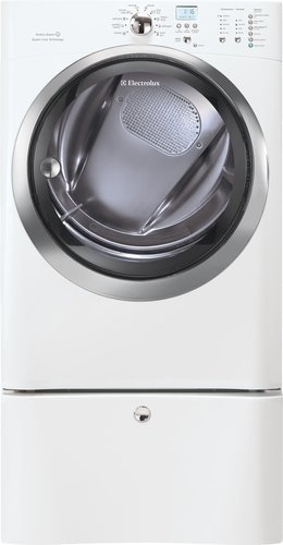 Electrolux-EIMED60JI-8-Cubic-Foot-Capacity-Electric-Front-Load-Dryer-with-Perfect-Steam-and-IQ-Touch-0