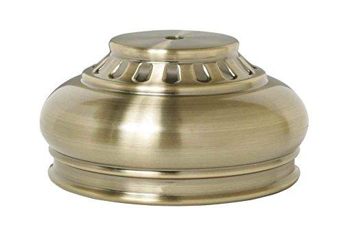 Emerson-Opal-Matte-Glass-Light-Fixture-with-Antique-Brass-Bowl-Caps-125-Inch-Wide-45-Inch-High-0-0