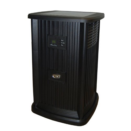 Essick-Air-EP9-700-Digital-Whole-House-Pedestal-Style-Evaporative-Humidifier-Black-0