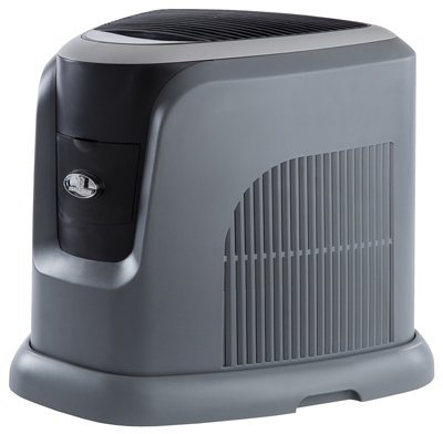 Essick-Air-Products-EA1201-Evaporative-Humidifier-GreyBlack-35-Gal-Water-Capacity-Up-to-2400-Sq-Ft-Coverage-0