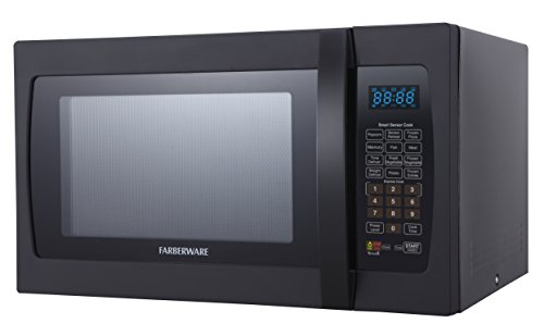 Farberware-Professional-FMO13AHTPLE-13-Cubic-Foot-1100-Watt-Microwave-Oven-with-Sensor-Cooking-WhitePlatinum-0-2