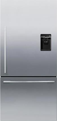 Fisher-Paykel-RF170WDRUX5-32-171-Cu-Ft-Capacity-Bottom-Freezer-Refrigerator-with-Independent-Temperature-Control-LED-Lighting-Ice-and-Water-Dispenser-in-Stainless-Steel-Right-Hand-0