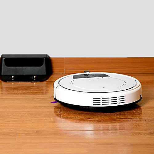 Fmart-Robot-Vacuum-Cleaner-E-R550Ws-Strong-Suction-Self-Charging-Robotic-Vacuum-Cleaner-with-Drop-Sensing-and-HEPA-Filter-Wet-Dry-Vacuum-Mopping-Cleaner-for-Pet-Hair-Hard-Floor-and-Thin-Carpet-0-0