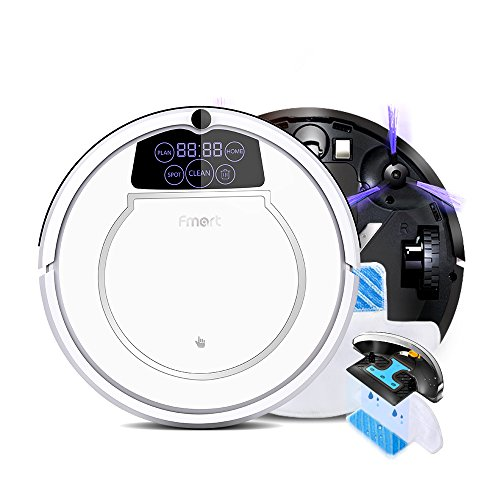 Fmart-Robot-Vacuum-Cleaner-E-R550Ws-Strong-Suction-Self-Charging-Robotic-Vacuum-Cleaner-with-Drop-Sensing-and-HEPA-Filter-Wet-Dry-Vacuum-Mopping-Cleaner-for-Pet-Hair-Hard-Floor-and-Thin-Carpet-0-1