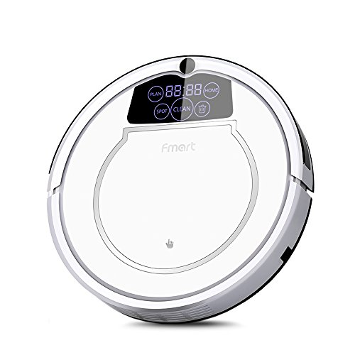 Fmart-Robot-Vacuum-Cleaner-E-R550Ws-Strong-Suction-Self-Charging-Robotic-Vacuum-Cleaner-with-Drop-Sensing-and-HEPA-Filter-Wet-Dry-Vacuum-Mopping-Cleaner-for-Pet-Hair-Hard-Floor-and-Thin-Carpet-0