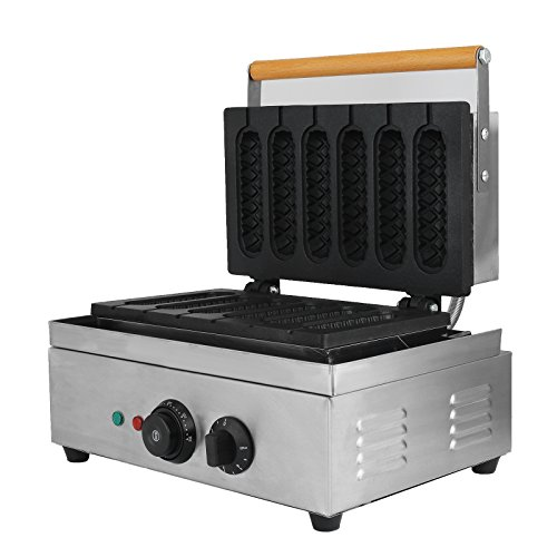 FoodKingdom-Commercial-Lolly-Waffle-Maker-Non-stick-Electric-Waffle-Machine1500W-Well-distribute-Heating-Sausage-Hot-Dog-Machine-for-Baking-Waffle-0-0