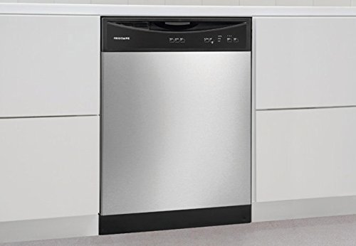 Frigidaire-FFBD2406NS-24-Full-Console-Built-In-Dishwasher-with-14-Place-Settings-3-Wash-Cycles-60-dBA-SpaceWise-Delay-Start-Soft-Food-Disposer-Energy-Star-Certified-in-Stainless-0-2