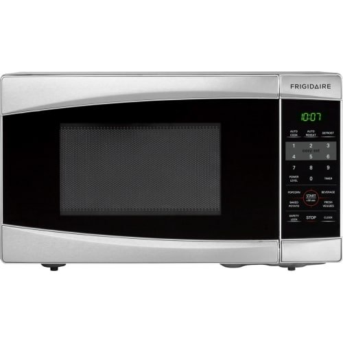 Oven And Microwave Set: Frigidaire FFCM0734L 0.7 Cubic Foot Countertop Microwave