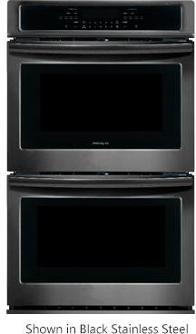 Frigidaire-FFET3026TB-30-Inch-46-cu-ft-Total-Capacity-Electric-Double-Wall-Oven-with-4-Oven-Racks-in-Black-0