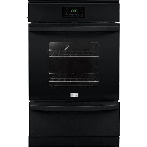 Frigidaire-FFGW2415QB-24-33-cu-ft-Capacity-Gas-Single-Wall-Oven-with-2-Oven-Racks-ADA-Compliant-in-Black-0