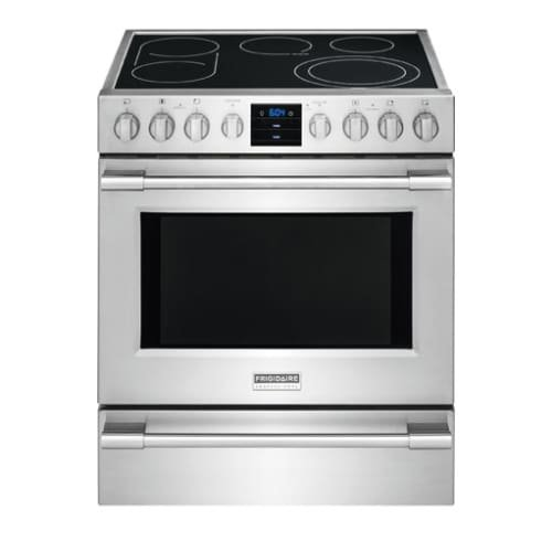 Frigidaire-FPEH3077R-30-Inch-Wide-51-Cu-Ft-Free-Standing-Electric-Range-with-0