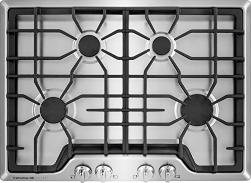 Frigidaire-Frigidaire-Gallery-3-Piece-Kitchen-Package-With-FGGC3045QS-30-Gas-Cooktop-FGEW3065PF-30-Electric-Single-Wall-Oven-and-FHWC3055LS-30-Wall-Mount-Convertible-Hood-in-Stainless-Steel-0-1