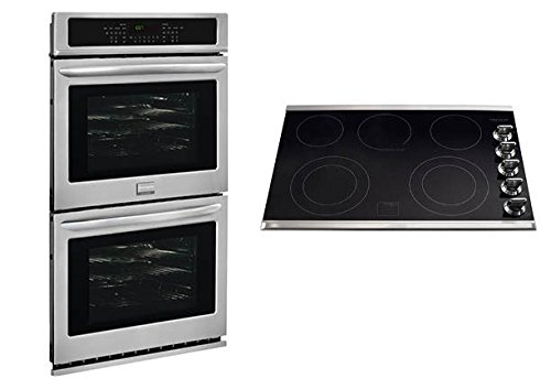 Frigidaire-Gallery-Collection-Built-In-Bundle-Power-Buy-Featuring-27-Double-ELECTRIC-Oven-with-Convection-and-30-ELECTRIC-Smoothtop-Cooktop-0