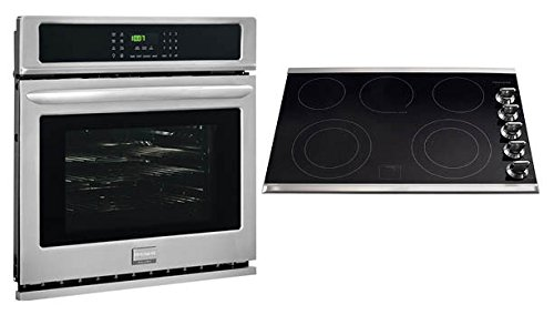 Frigidaire-Gallery-Collection-Built-In-Bundle-Power-Buy-Featuring-30-Single-ELECTRIC-Oven-with-Convection-and-30-ELECTRIC-Smoothtop-Cooktop-0