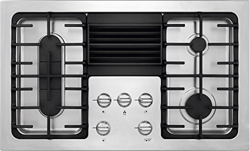 Frigidaire-RC36DG60PS-36-Built-In-Downdraft-Gas-Cooktop-with-4-Sealed-Burners-in-Stainless-Steel-0