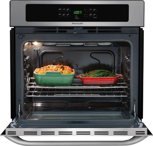 Frigidaire-Stainless-Steel-27-3Piece-Wall-Oven-Microwave-Combo-FFEW2725PS-FFMO1611LS-FFMOTK27LS-0-0