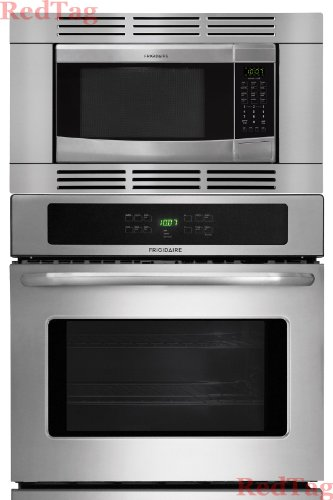 Frigidaire-Stainless-Steel-27-3Piece-Wall-Oven-Microwave-Combo-FFEW2725PS-FFMO1611LS-FFMOTK27LS-0