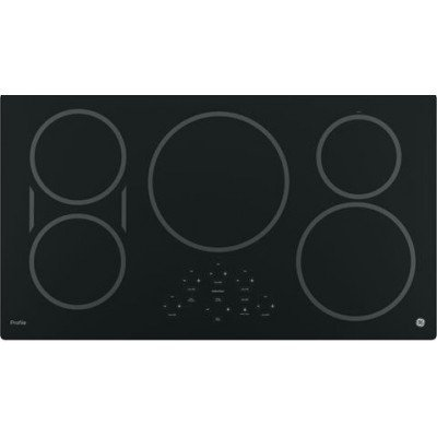 Ge Php9036djbb Profile 36 Black Electric Induction
