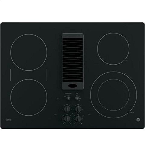 GE-PP9830DJBB-Profile-30-Black-Electric-Smoothtop-Cooktop-Downdraft-0-0