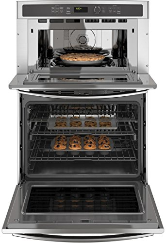 GE-Profile-PT7800SHSS-30-Built-In-Convection-Combination-Microwave-Wall-Oven-in-Stainless-Steel-0-1