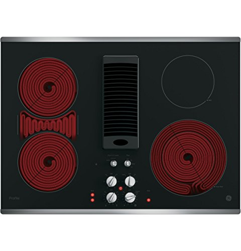 GE-Profile-Series-30-Downdraft-Electric-Cooktop-with-Stainless-Steel-Trim-PP9830SJSS-0-0