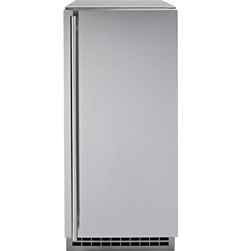 GE-UCC15NJII-Freestanding-and-Built-In-Ice-Maker-with-65-lbs-Daily-Ice-Production-26-lbs-in-Panel-Ready-0-0