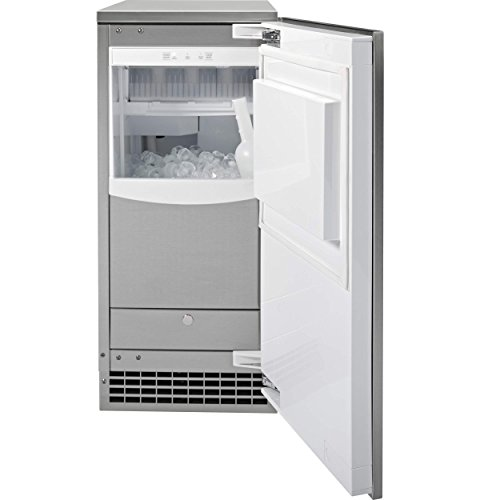 GE-UCC15NJII-Freestanding-and-Built-In-Ice-Maker-with-65-lbs-Daily-Ice-Production-26-lbs-in-Panel-Ready-0-1