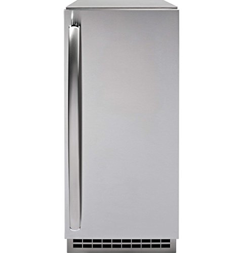 GE-UCC15NJII-Freestanding-and-Built-In-Ice-Maker-with-65-lbs-Daily-Ice-Production-26-lbs-in-Panel-Ready-0