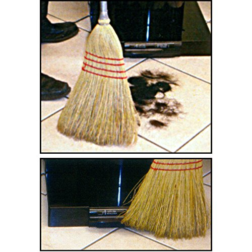 Galaxie-HairJet-Salon-Vacuum-with-Automatic-Dustpan-in-Gloss-White-0-1