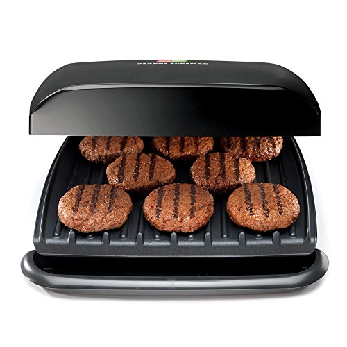 George-Foreman-GR2120B-Classic-Plate-Grill-0
