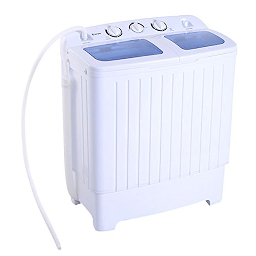 Giantex-Portable-Mini-Compact-Twin-Tub-11lb-Washing-Machine-Washer-Spin-Dryer-0