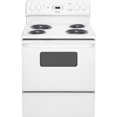 HOTPOINT-GIDDS-53-6569-30-5-CuFt-Free-Standing-Electric-Range-White-0