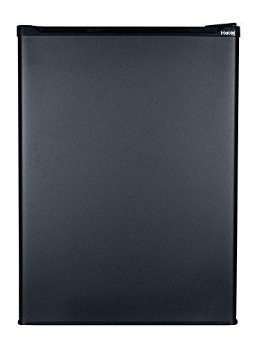 Haier-HC27SF22RB-27-Cubic-Feet-RefrigeratorFreezer-Black-0