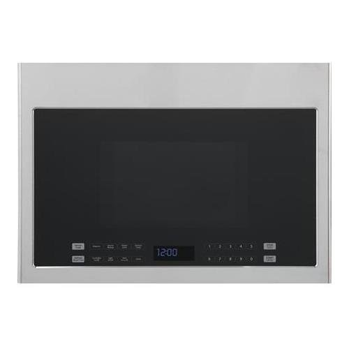 Haier-HMV1472BHS-24-Over-the-Range-Microwave-with-14-cu-ft-Capacity-300-CFM-Sensor-Cooking-Hidden-Vent-10-Power-Levels-and-136-Turntable-in-Stainless-0-0
