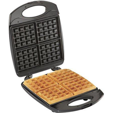 Hamilton-Beach-26020-4-Square-Belgian-Waffle-Maker-Black-Color-0